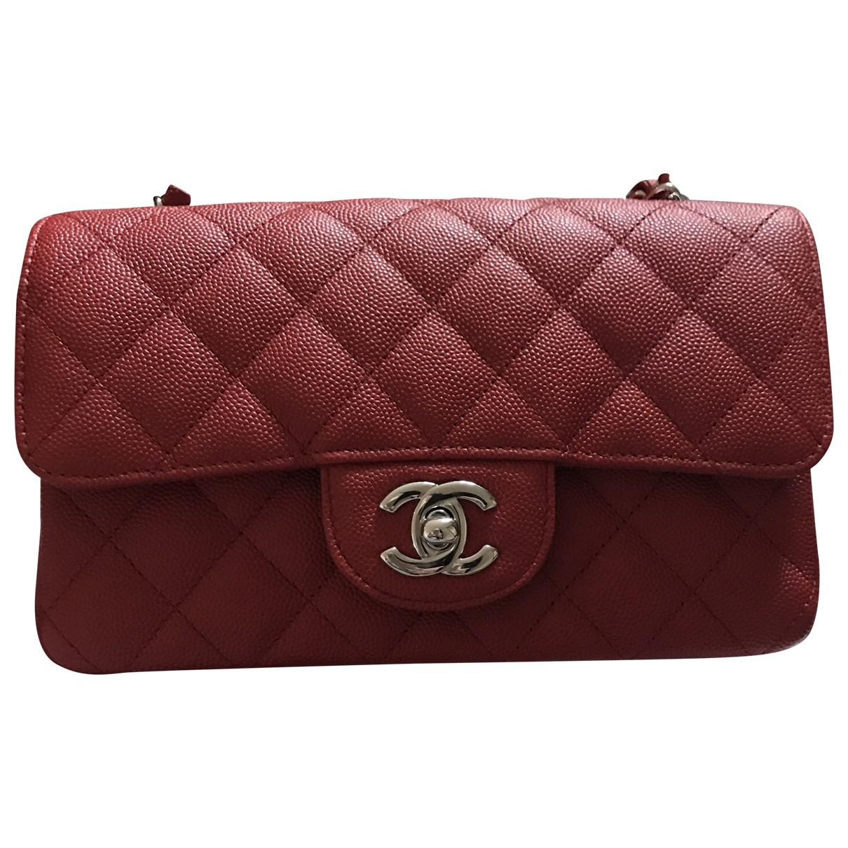Chanel Pre-owned - Timeless leather mini bag HfFwPJ