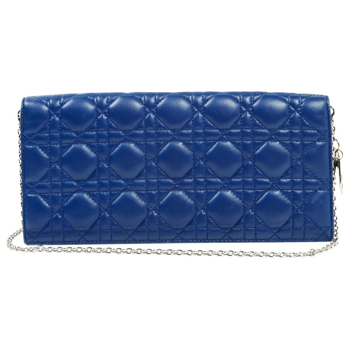 Dior Pre-owned - Leather clutch