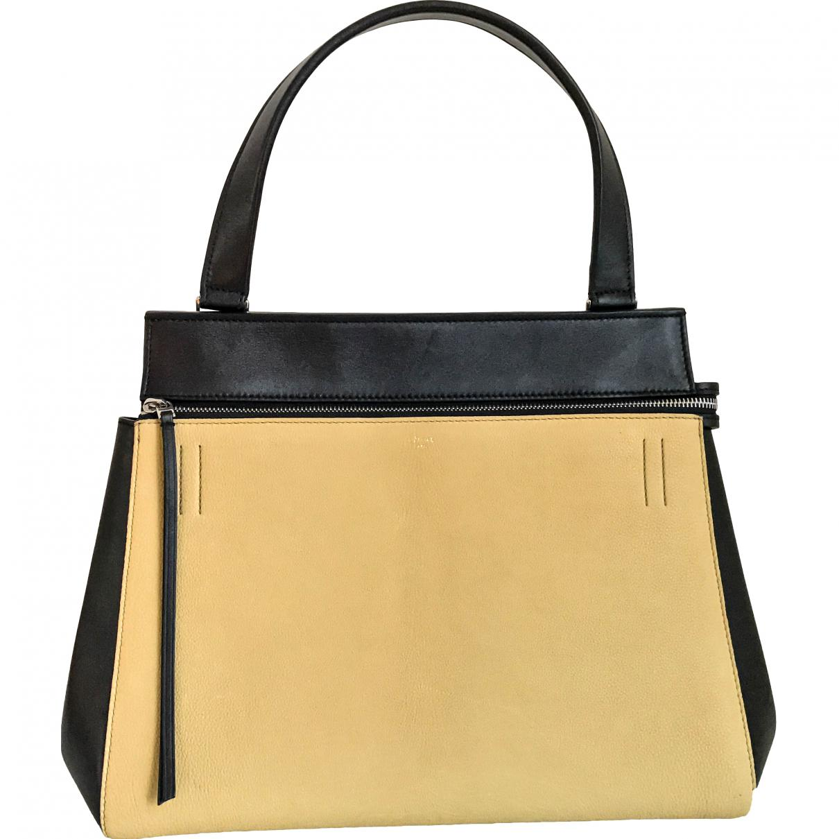 Pre-owned - Edge leather bag Celine Cheap Cheap Online 2ySDTR