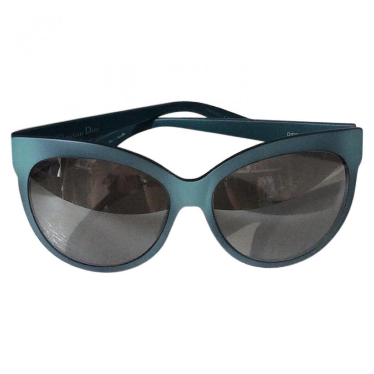 a64a29a9f412 Dior 100% Authentic Christian Sunglasses Blue   Mirror Lens in Blue ...