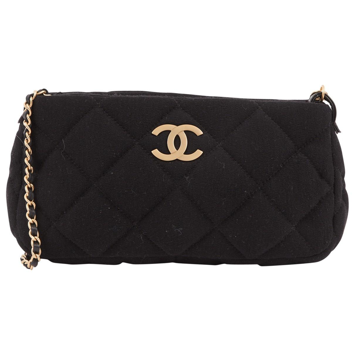 Pre-owned - Cloth mini bag Chanel AaHJX