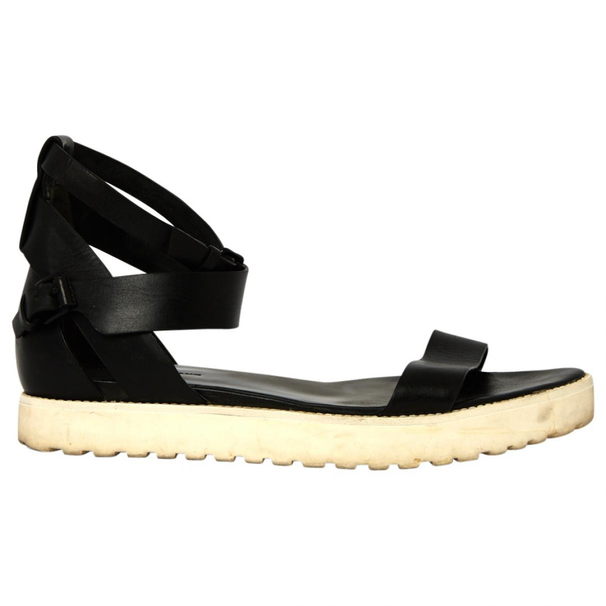 Pre-owned - Leather sandals Alexander Wang IZWDdqDR6