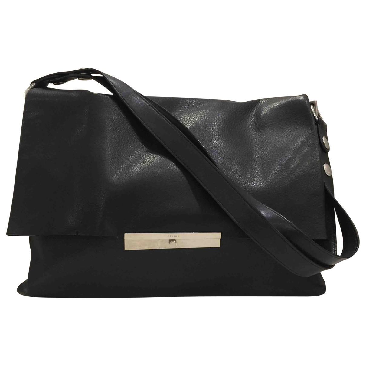 Pre-owned - Blade leather handbag Celine XvY0kvw2p