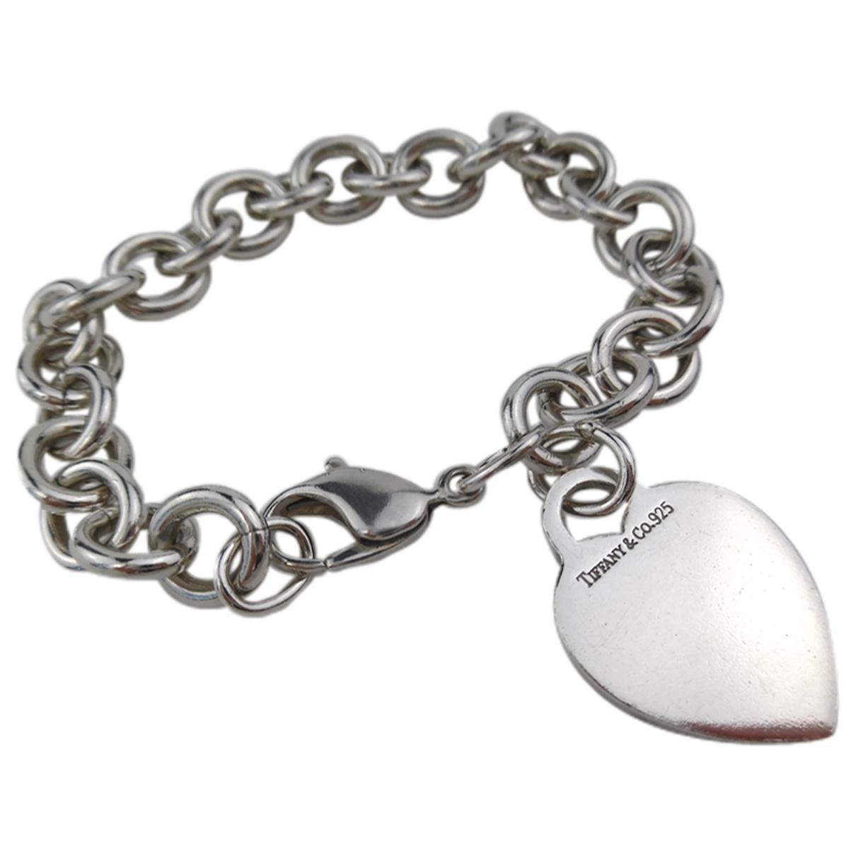 2f2311747 Tiffany Silver Bracelet 925 - Bracelet Photos Onneyuonsen.Com