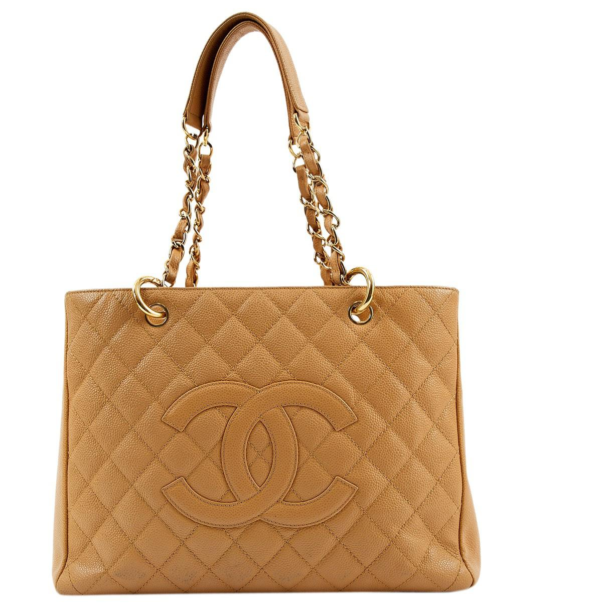 Chanel Pre-owned - Grand shopping leather tote YIuAxXue