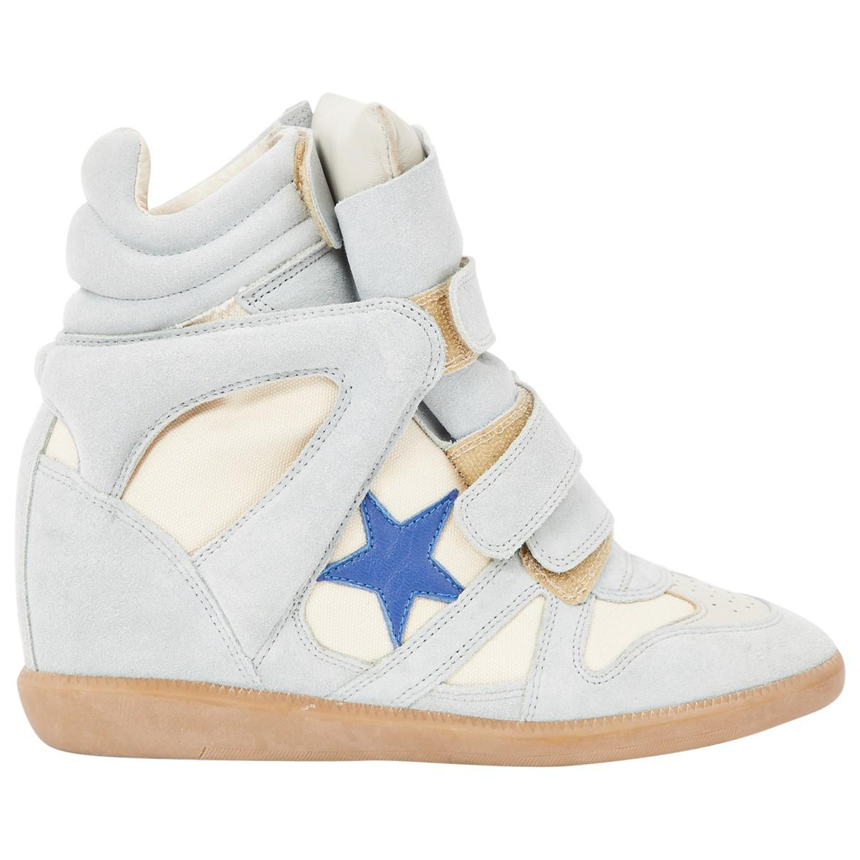 Pre-owned - Bayley trainers Isabel Marant phPnk