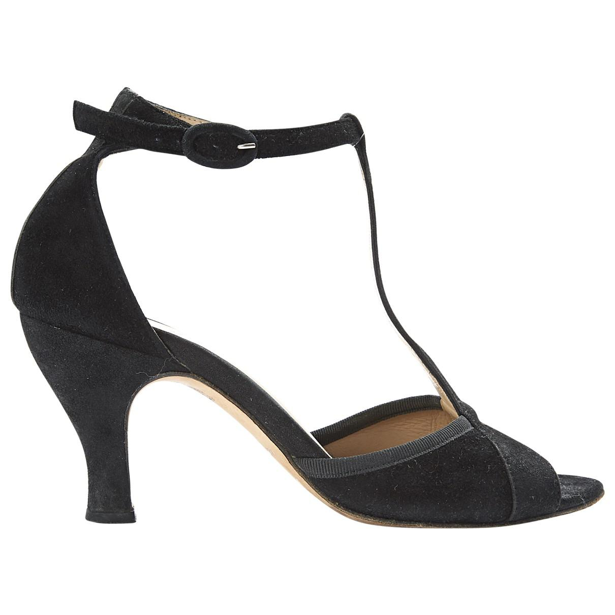 Pre-owned - Patent leather sandals Repetto NNZdmR