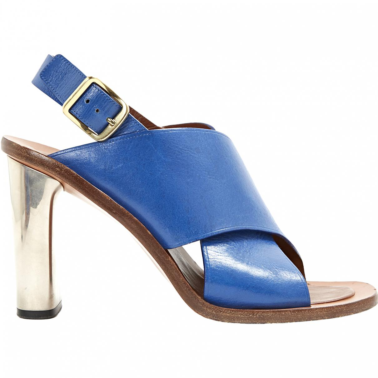 Pre-owned - Leather sandals Celine McgQyEpRB