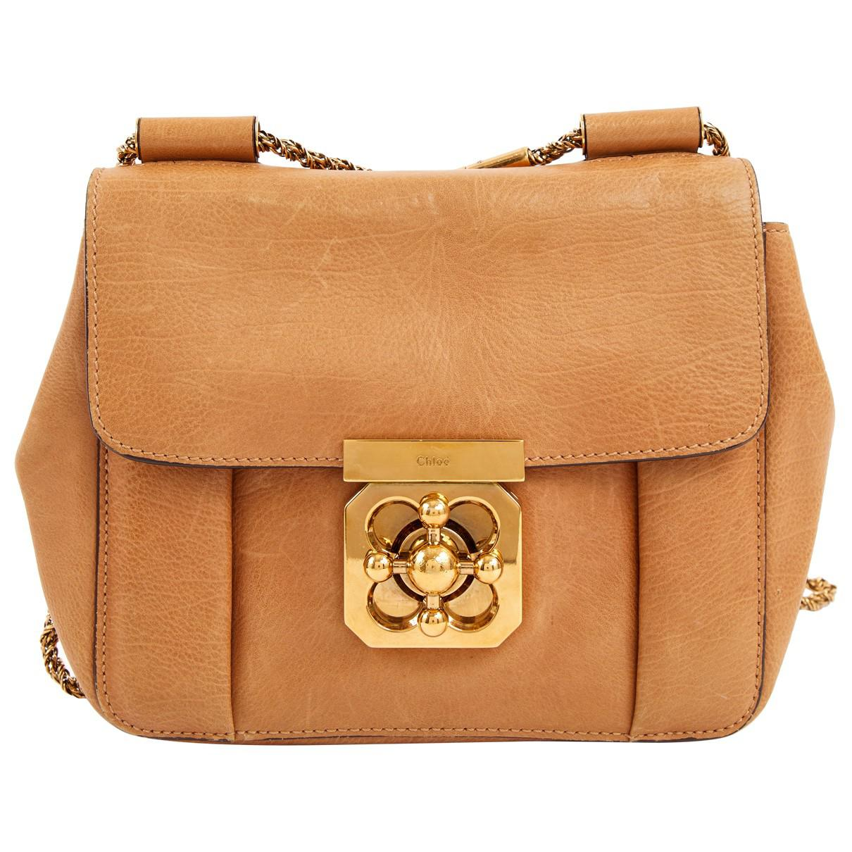 Pre-owned - Leather crossbody bag Chlo fpBBQ