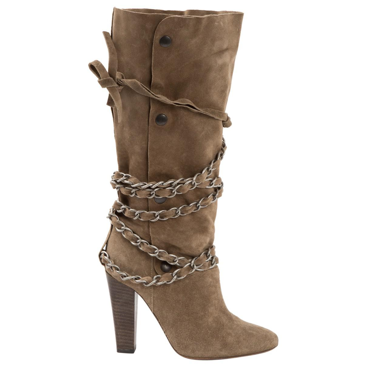 Pre-owned - BOOTS Isabel Marant Y48qN4