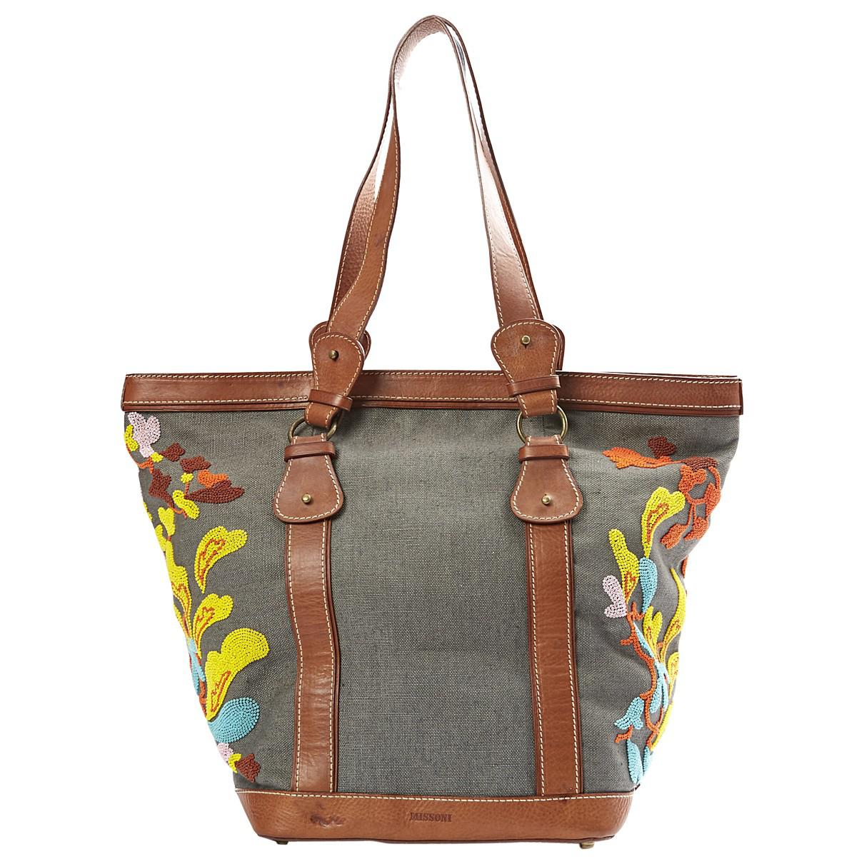 Pre-owned - Cloth shoulder bag Missoni RXI0bYF