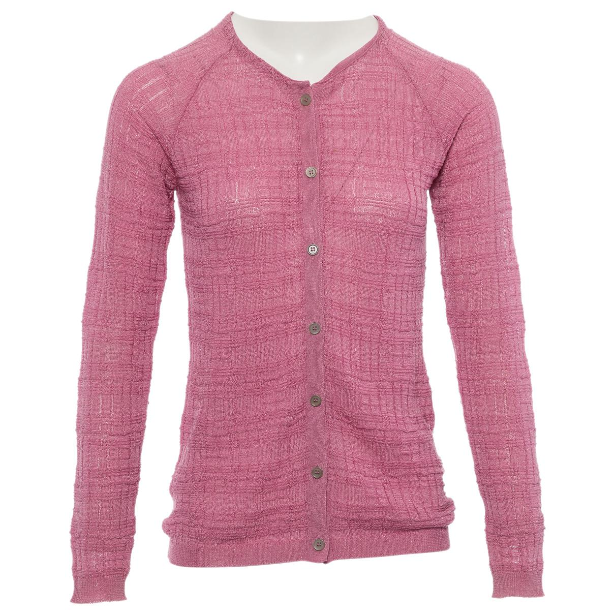 3e82c27888ab73 Marni Pre-owned Pink Synthetic Knitwear in Pink - Lyst