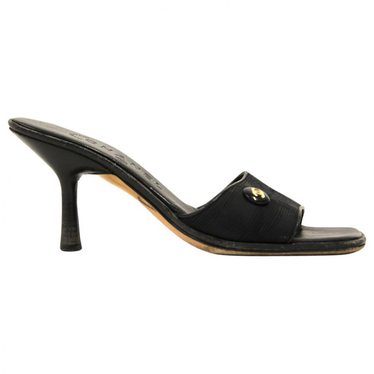 Pre-owned - Cloth heels Chanel oEAnP7VV