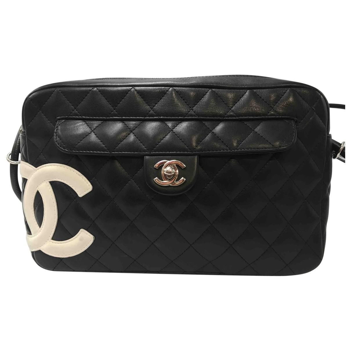 Pre-owned - Leather crossbody bag Chanel DSMAkY3