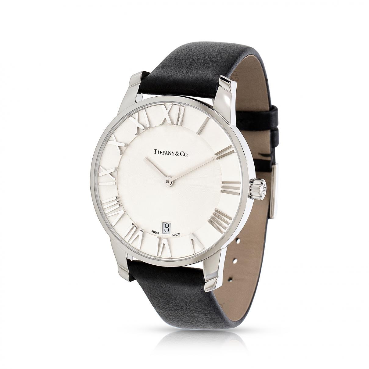 8313361f6b Tiffany   Co Watch in White - Lyst