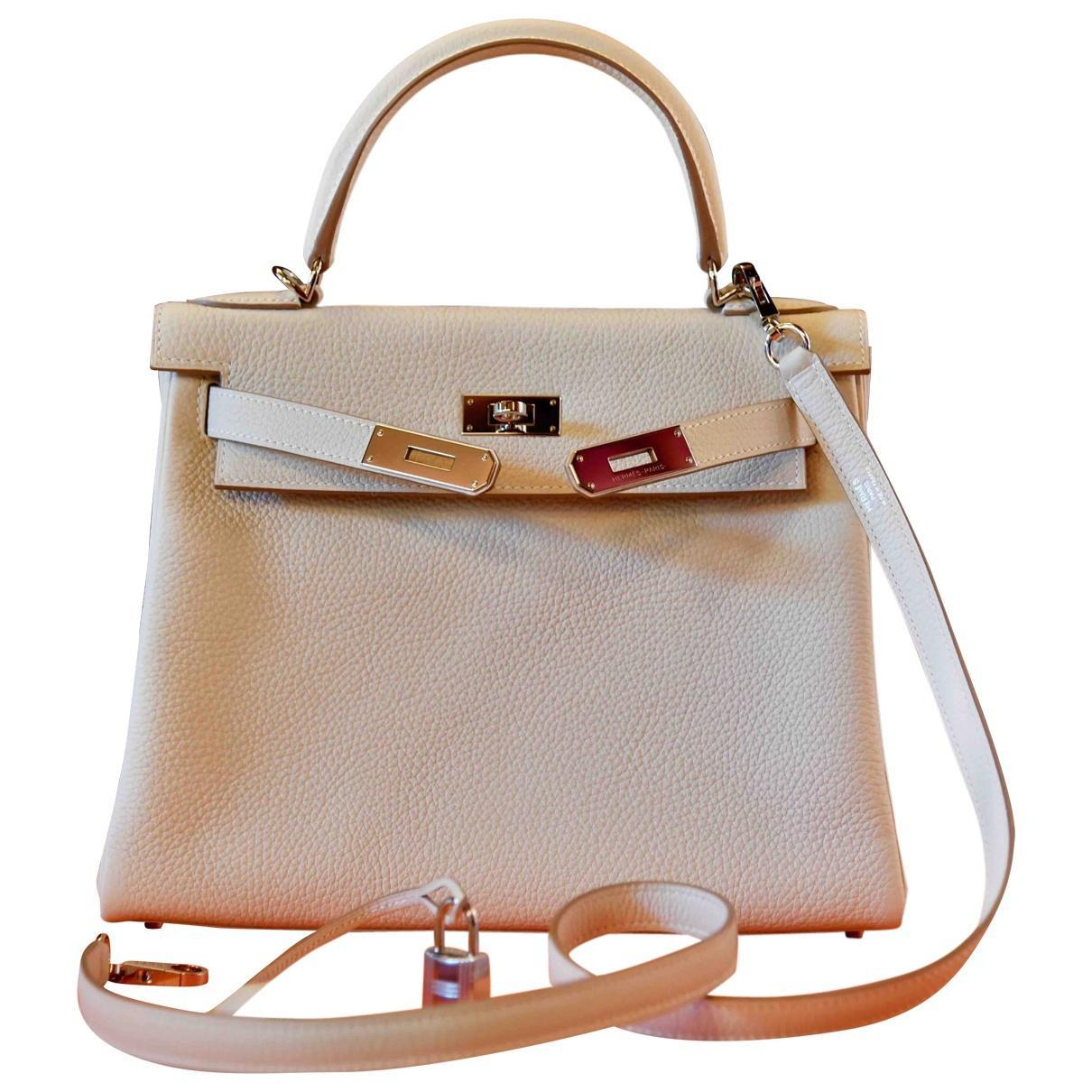Hermès Pre-owned - Kelly 32 cloth crossbody bag iQZFdZgo6j