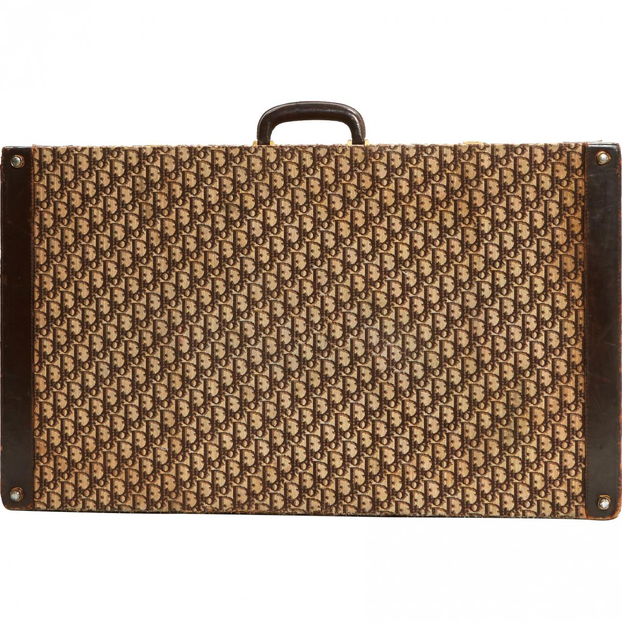 Dior Pre-owned - Cloth travel bag 4emleYvGU
