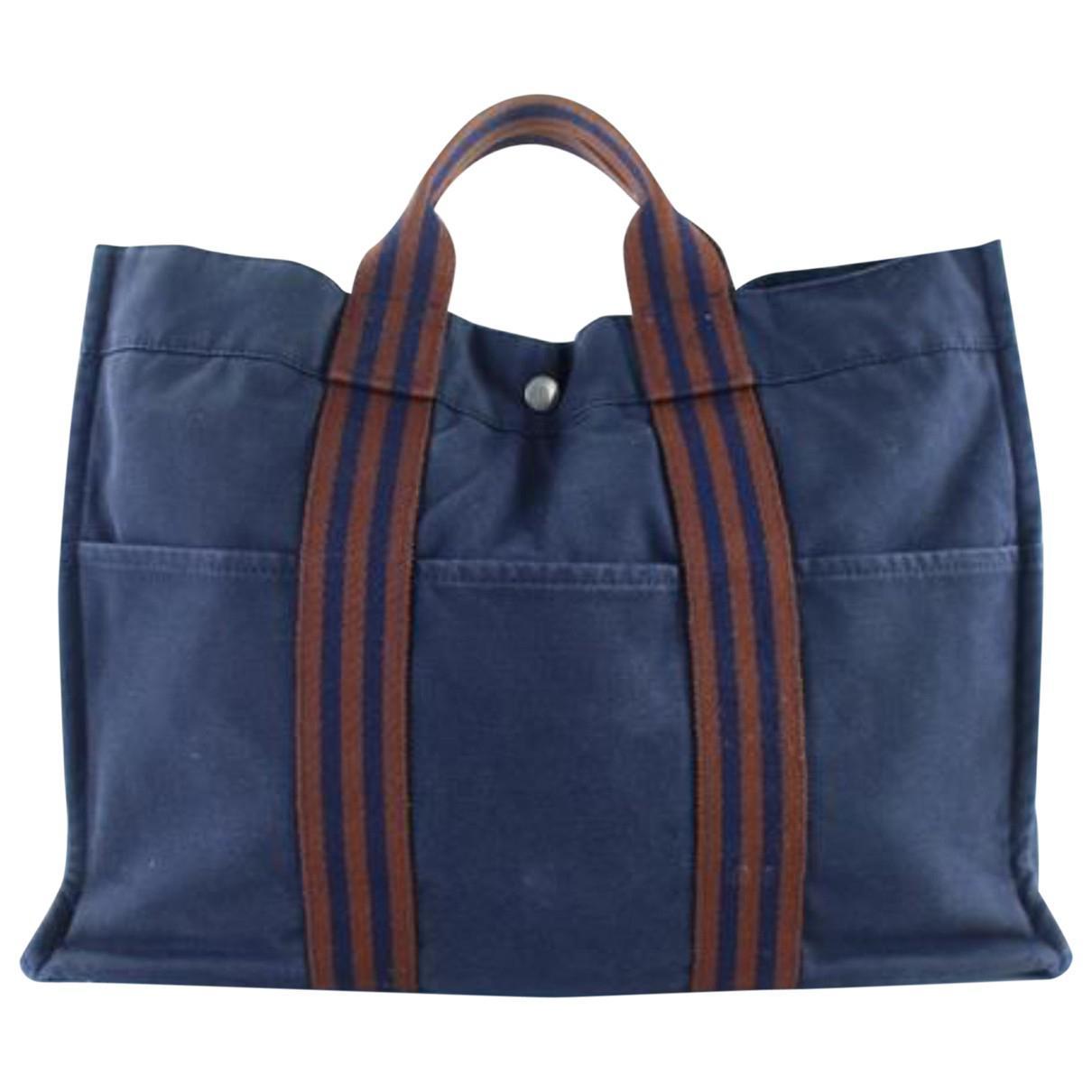 Sortie À Partir De France Hermès Occasion - Sac En Tissu Toto Nouveau Style 1FvKV5sbC