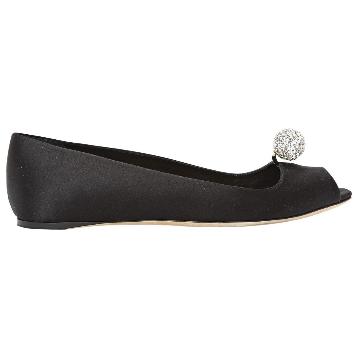 Pre-owned - Leather flats Dior NlcHWGWv