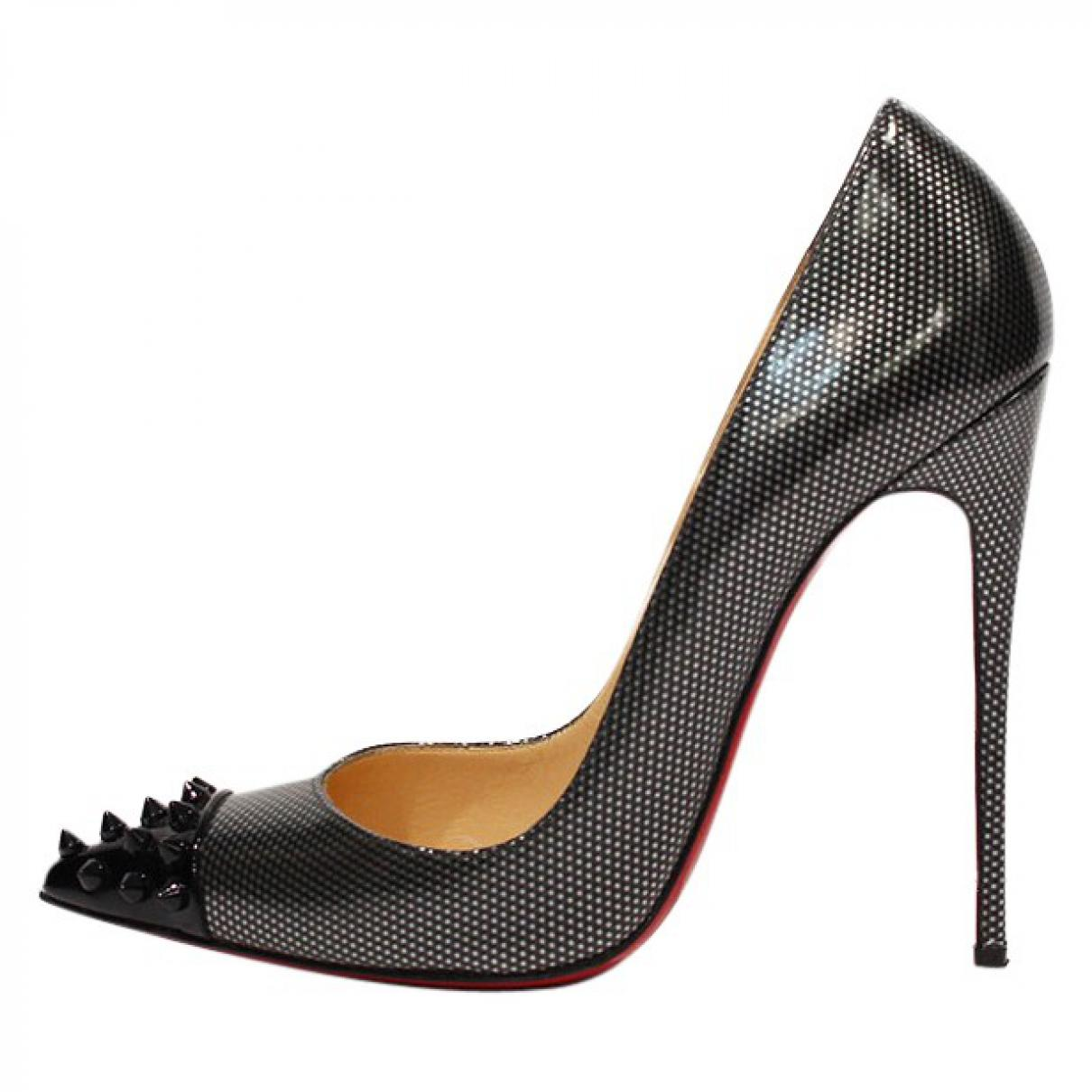 Sale Eastbay Pre-owned - Fifi python heels Christian Louboutin Cheap 2018 New Sale Online Buy Cheap Best Clearance Collections 4Nsqkg