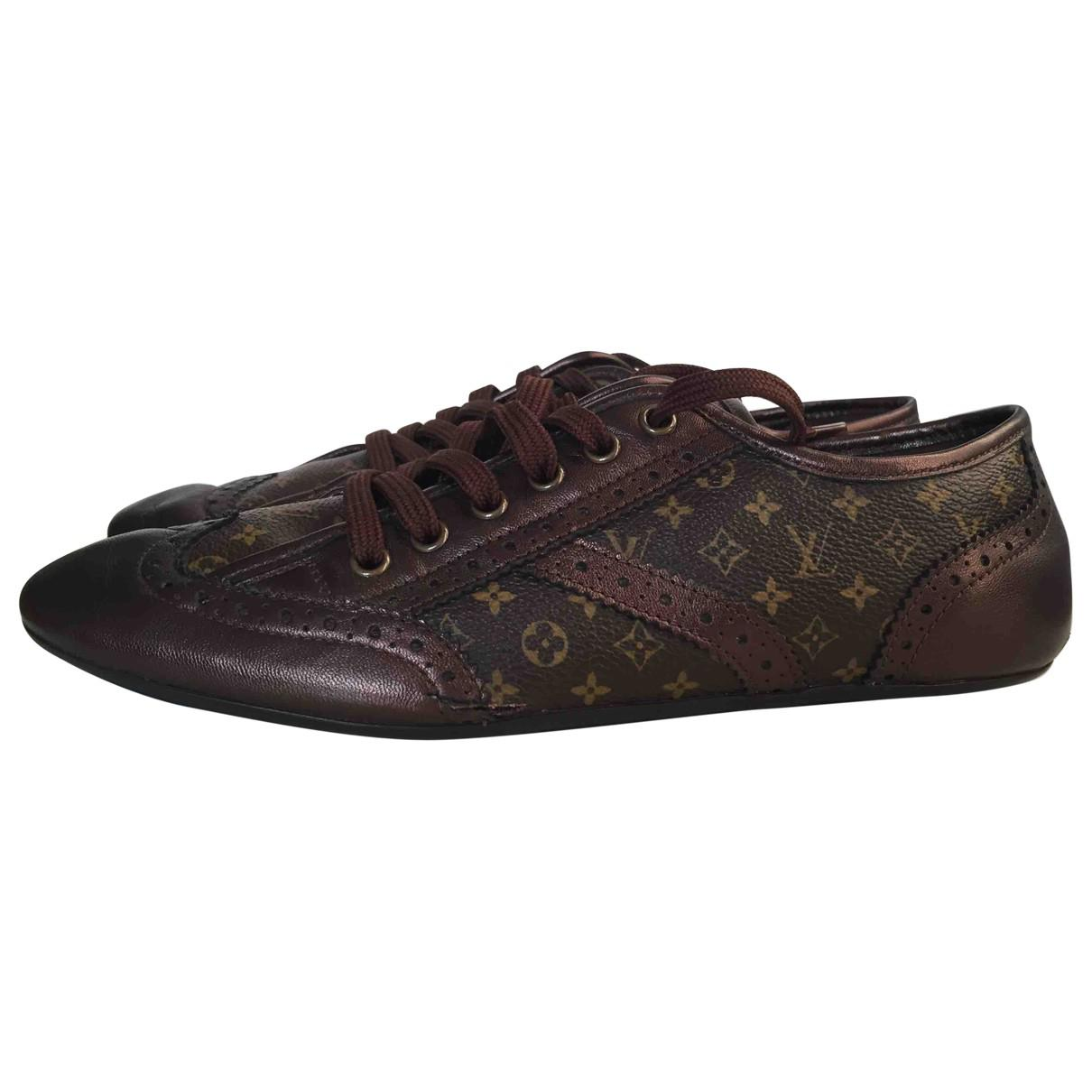Pre-owned - Cloth trainers Louis Vuitton pdB20cL