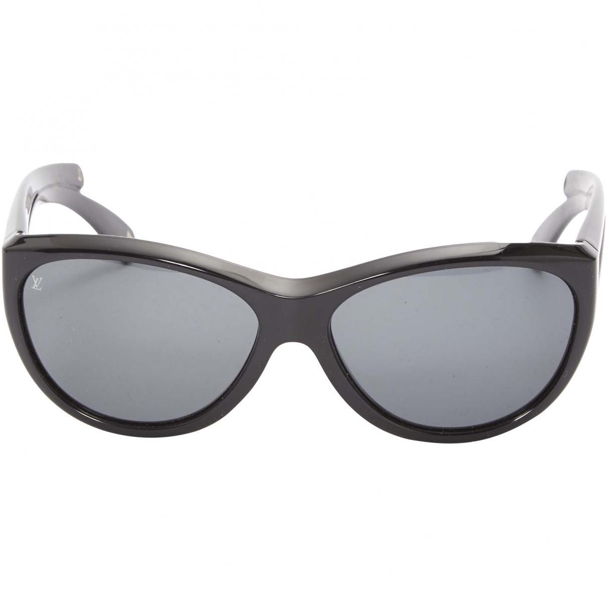 c7d4af44131e Lyst - Louis Vuitton Sunglasses in Black