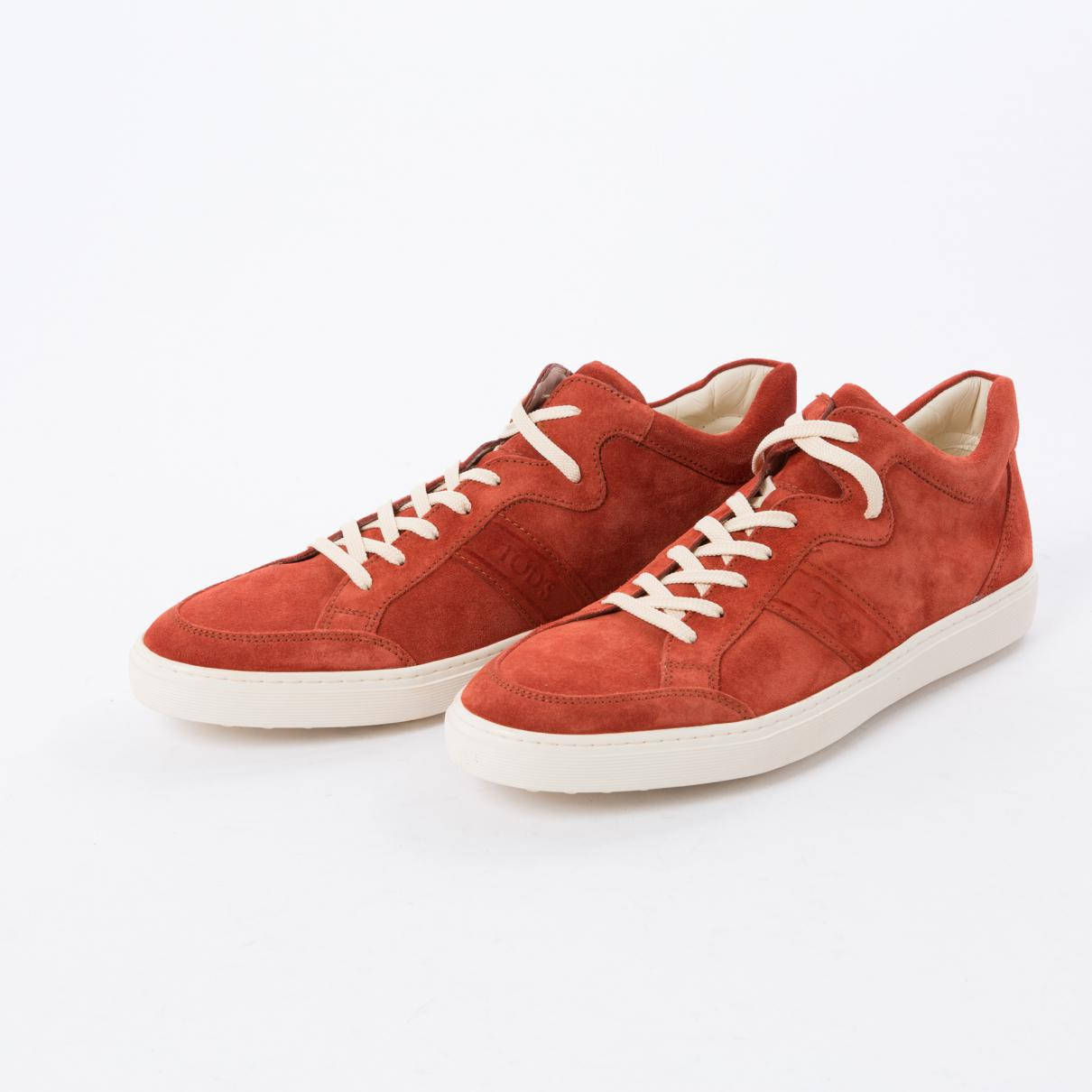 Pre-owned - Low trainers Tod's avqbMhd3Ma