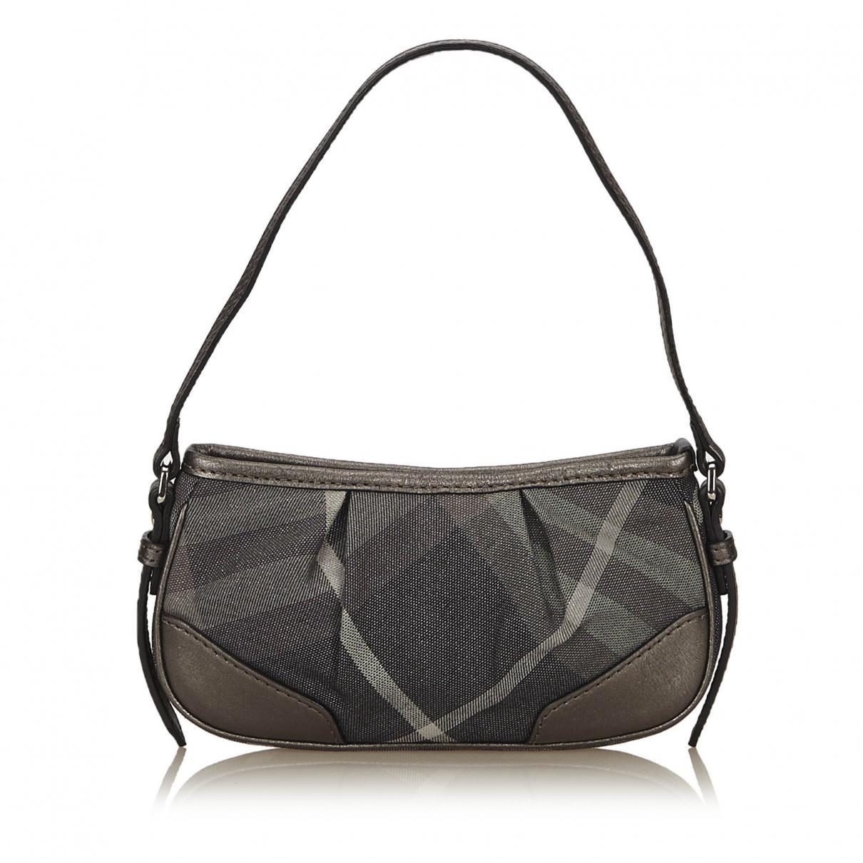 Burberry Pre-owned - Cloth handbag VeD5DOJc