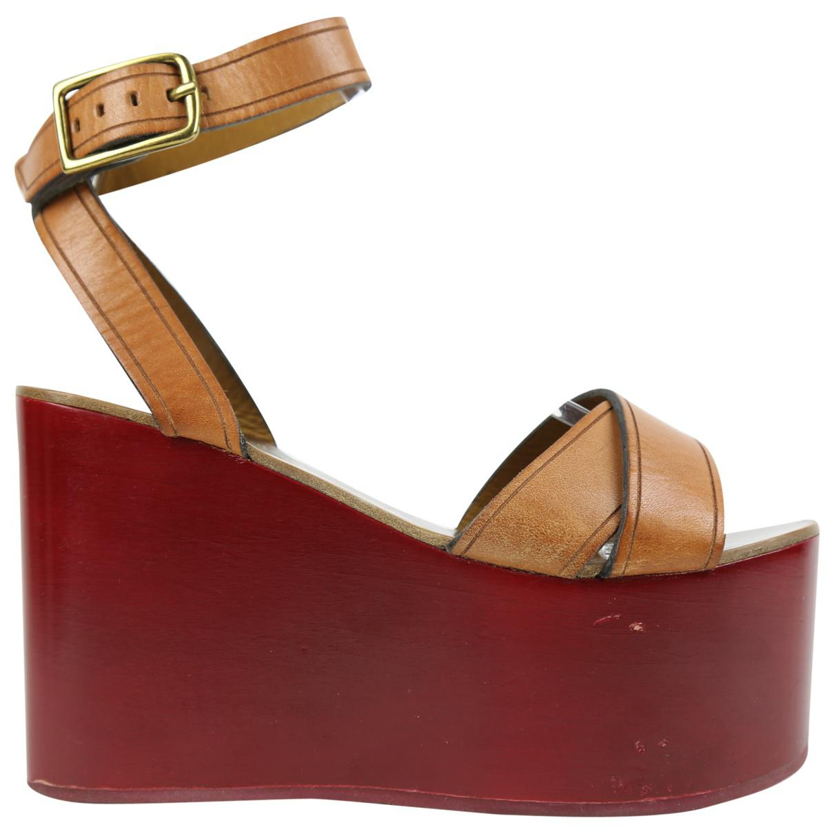 Pre-owned - Leather sandal Isabel Marant gKswQACL