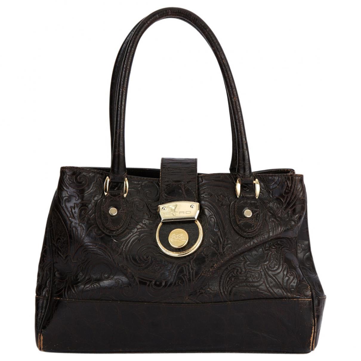 Etro Pre-owned - Leather handbag UwiCH