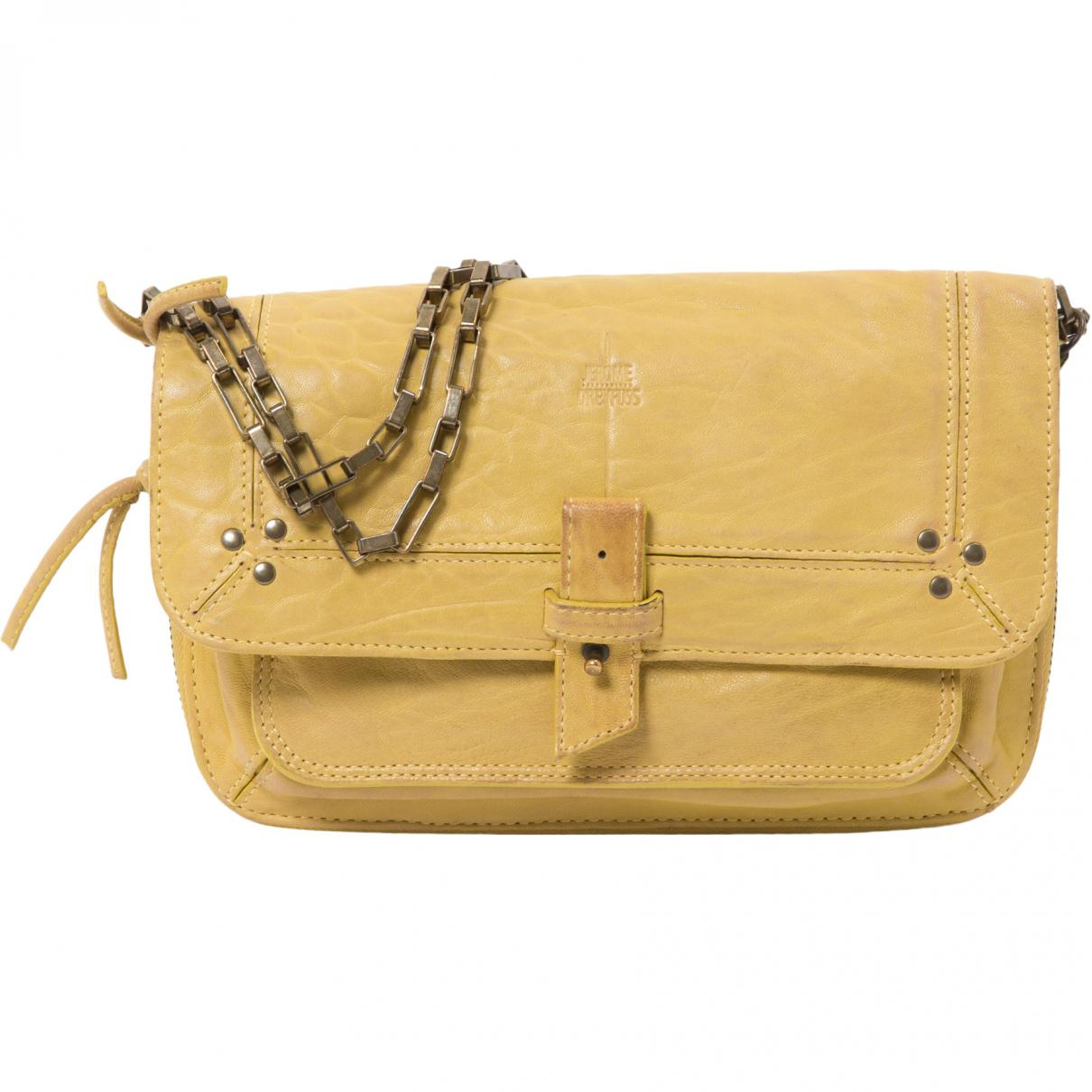 Jerome Dreyfuss Pre-owned - Leather clutch bag dGfp0c