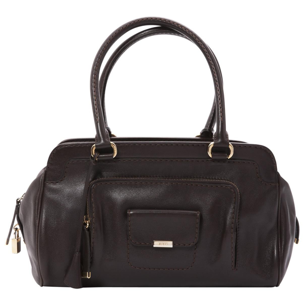 Tod's Pre-owned - Bowling bag 4t8VaW