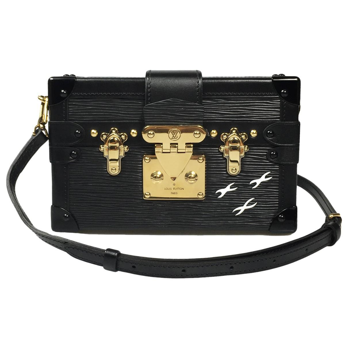 107801634cf6 Gallery. Previously sold at  Vestiaire Collective · Women s Louis Vuitton  Petite Malle