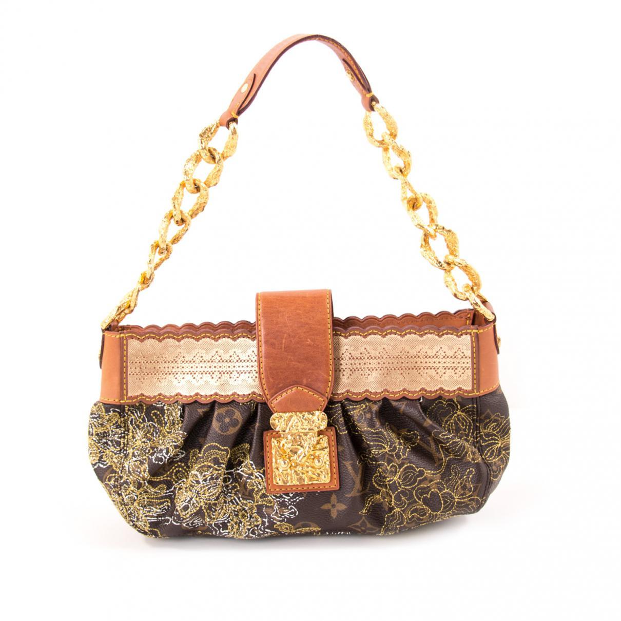 Pre-owned - Patent leather mini bag Louis Vuitton mqxzSDQO