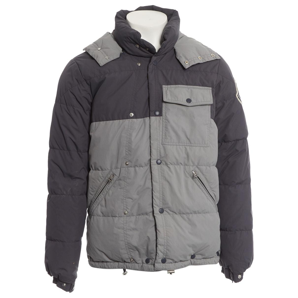 2a65eab8d2 Moncler. Men's Gray Jacket. £496 From Vestiaire Collective