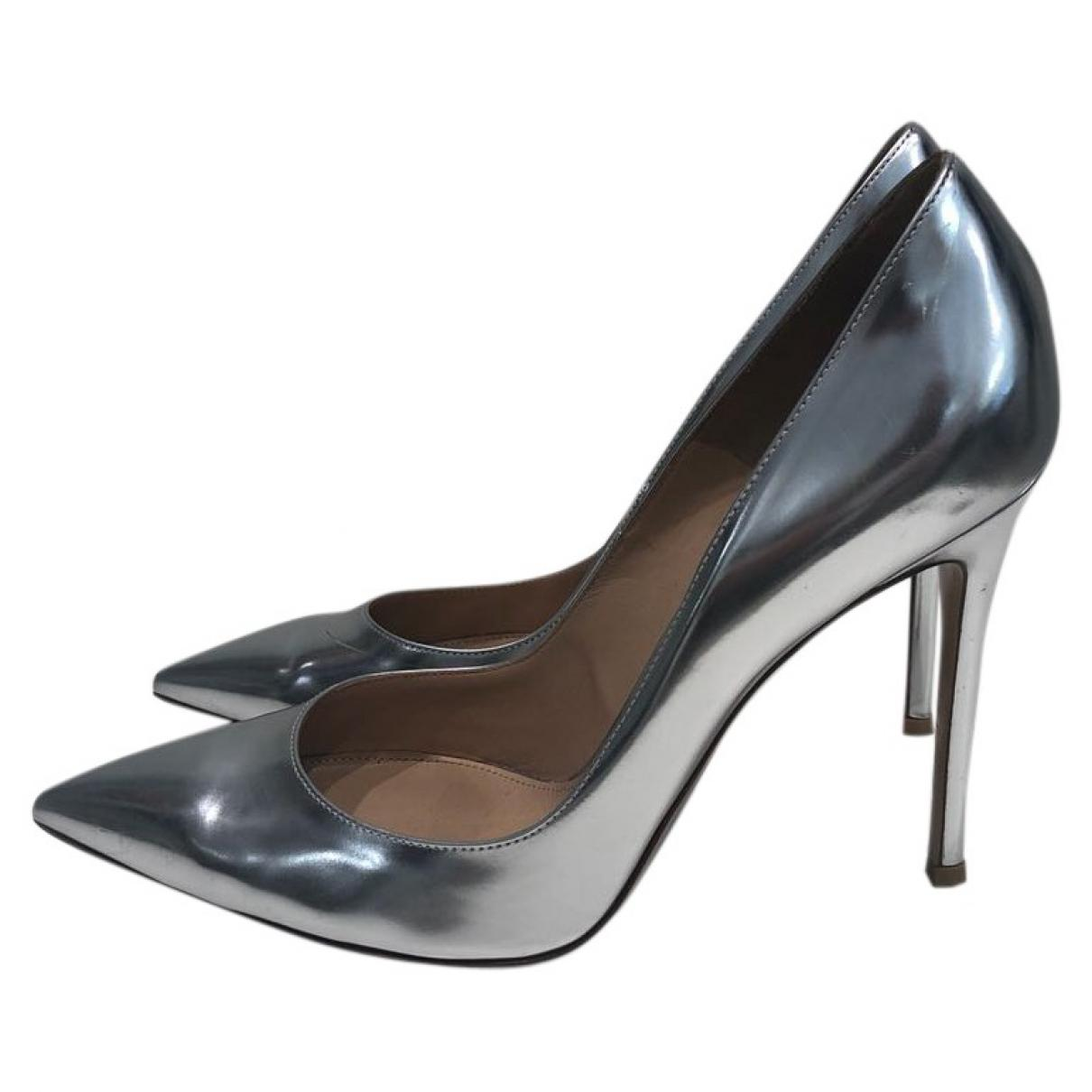 Pre-owned - Leather heels Gianvito Rossi W5J29CgL