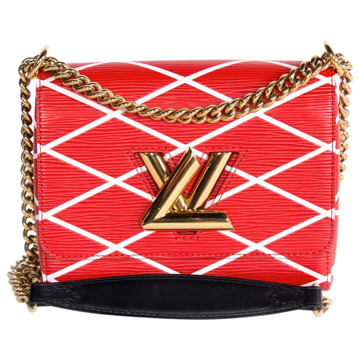 Pre-owned - Twist leather handbag Louis Vuitton ibz4KWj