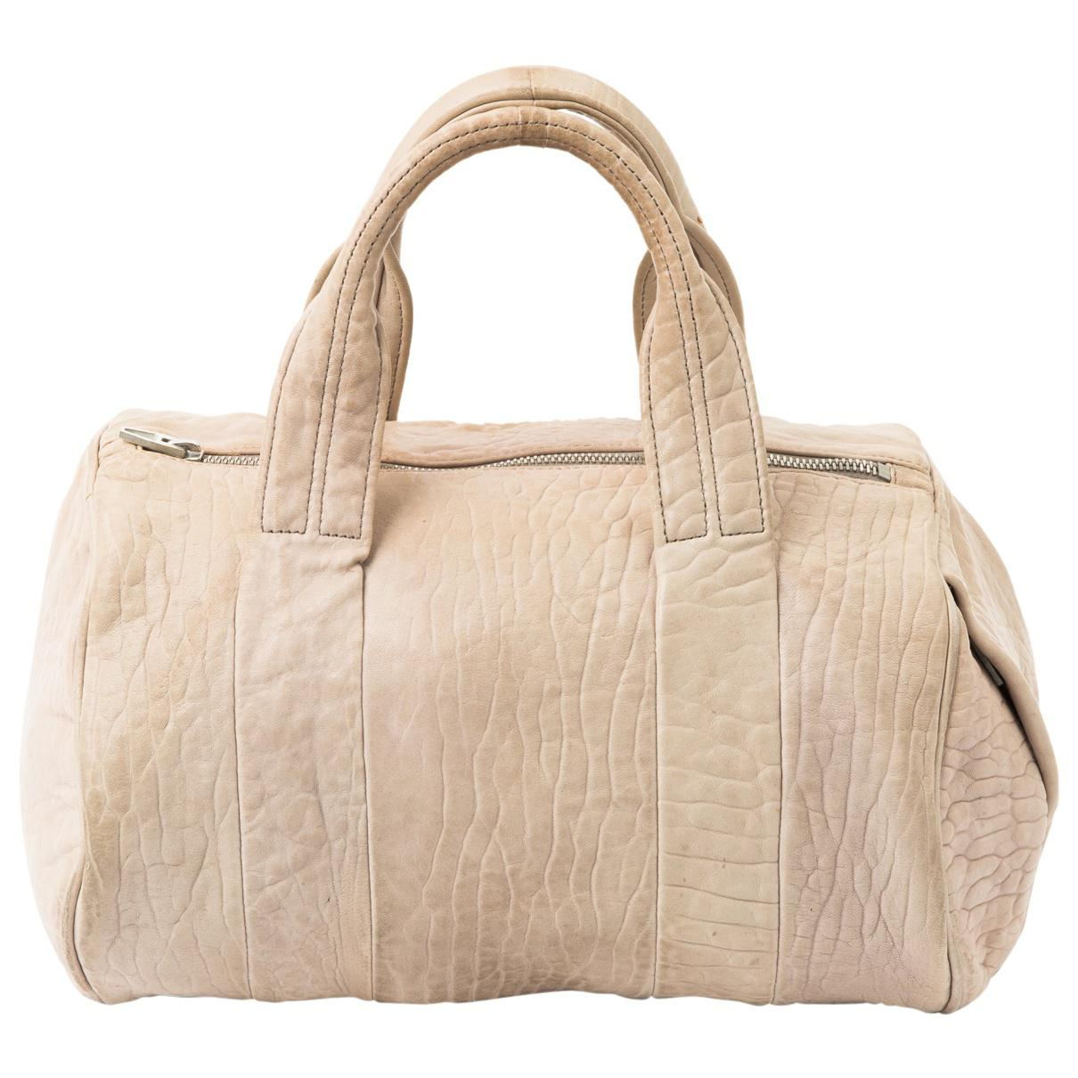Pre-owned - Rocco leather bag Alexander Wang x6Ohnz