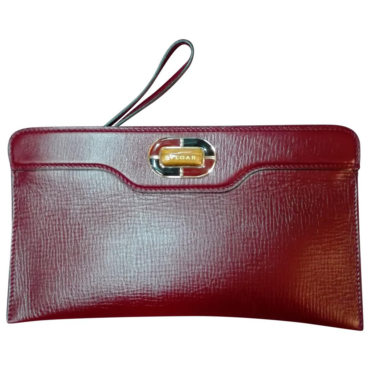 Bulgari Pre-owned - Leather clutch NqlChL1