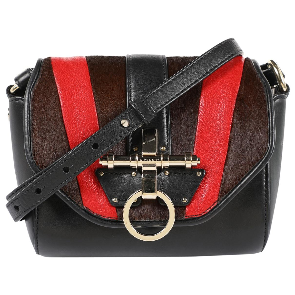 be505fc4baee Givenchy - Multicolor Obsedia Pony-style Calfskin Clutch Bag - Lyst. View  fullscreen