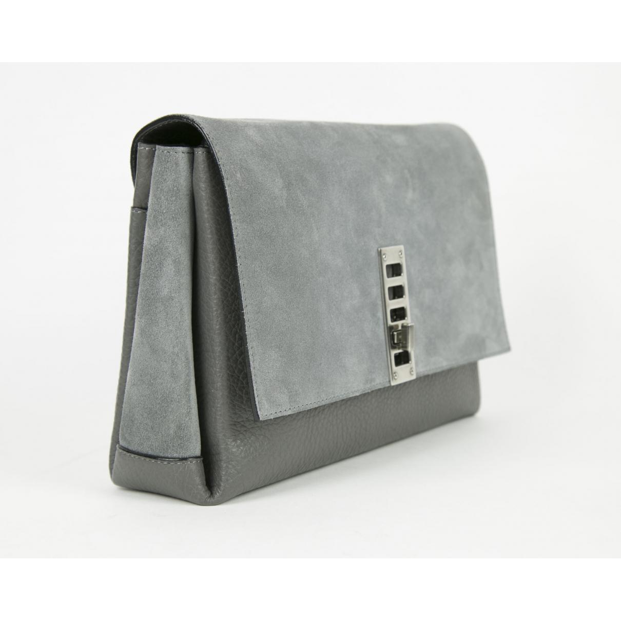 Proenza Schouler Pre-owned - PS Elliot leather clutch bag LTpLM