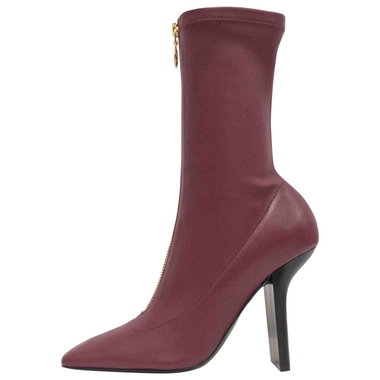 Pre-owned - Boots Stella McCartney Lgp5Lxc