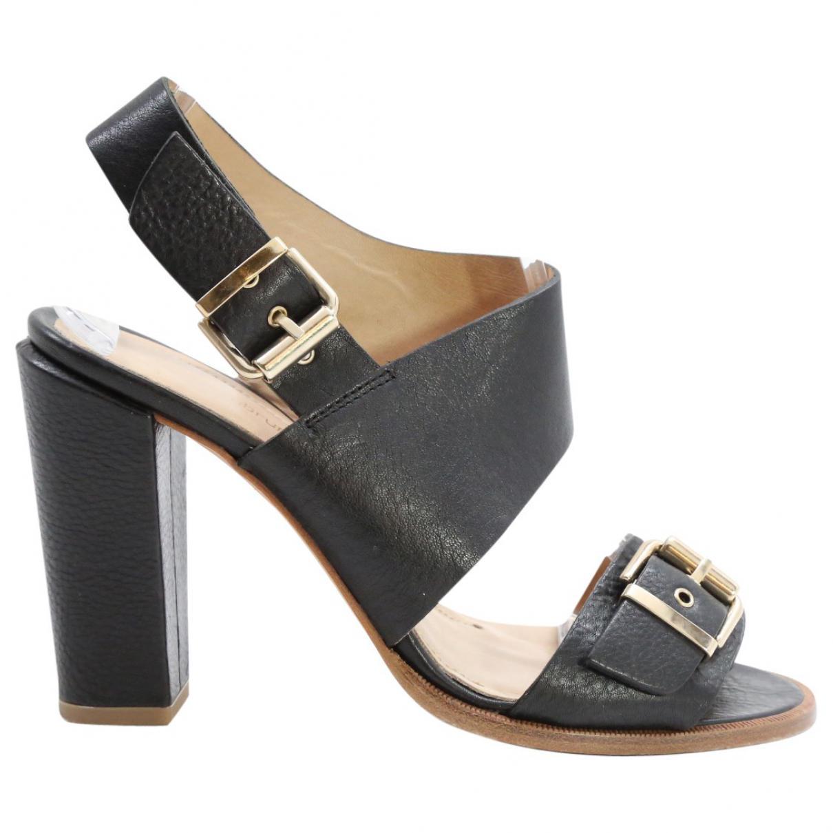 Vanessa Bruno Leather Heels 1Kfd1nl8c