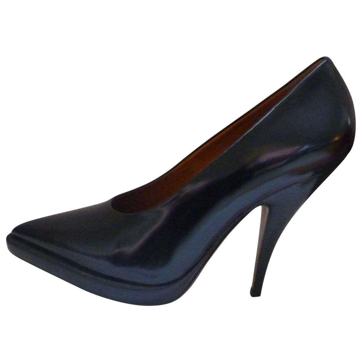 Pre-owned - Patent leather heels Celine 0lmBNnTNuC