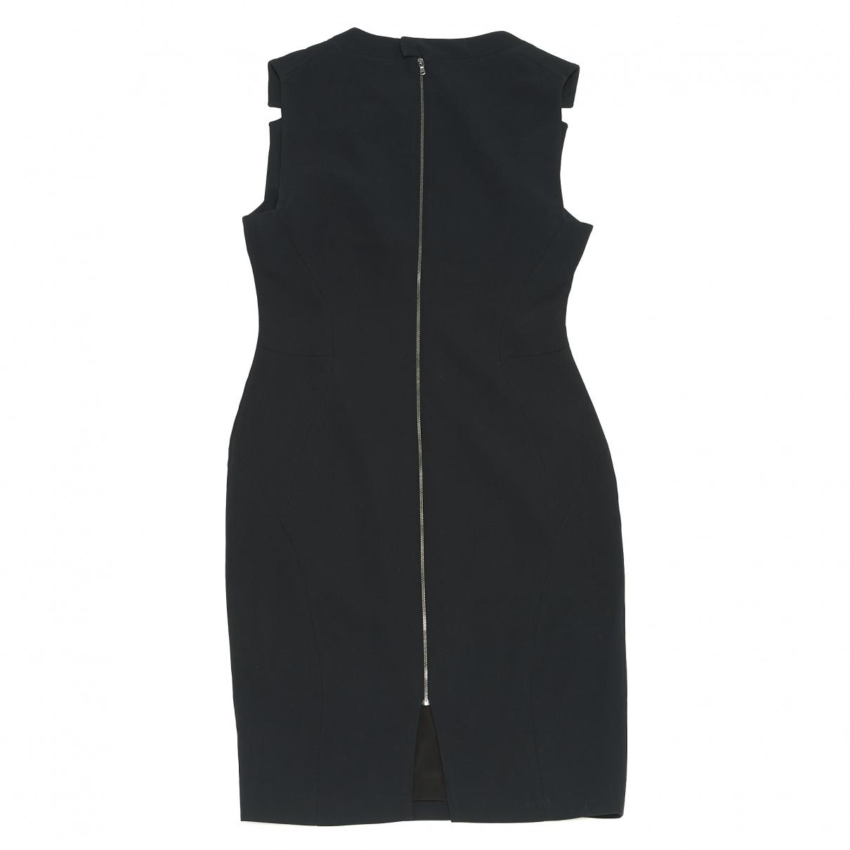 Antonio Berardi Black Synthetic Dress in Black - Lyst 7972c54ac
