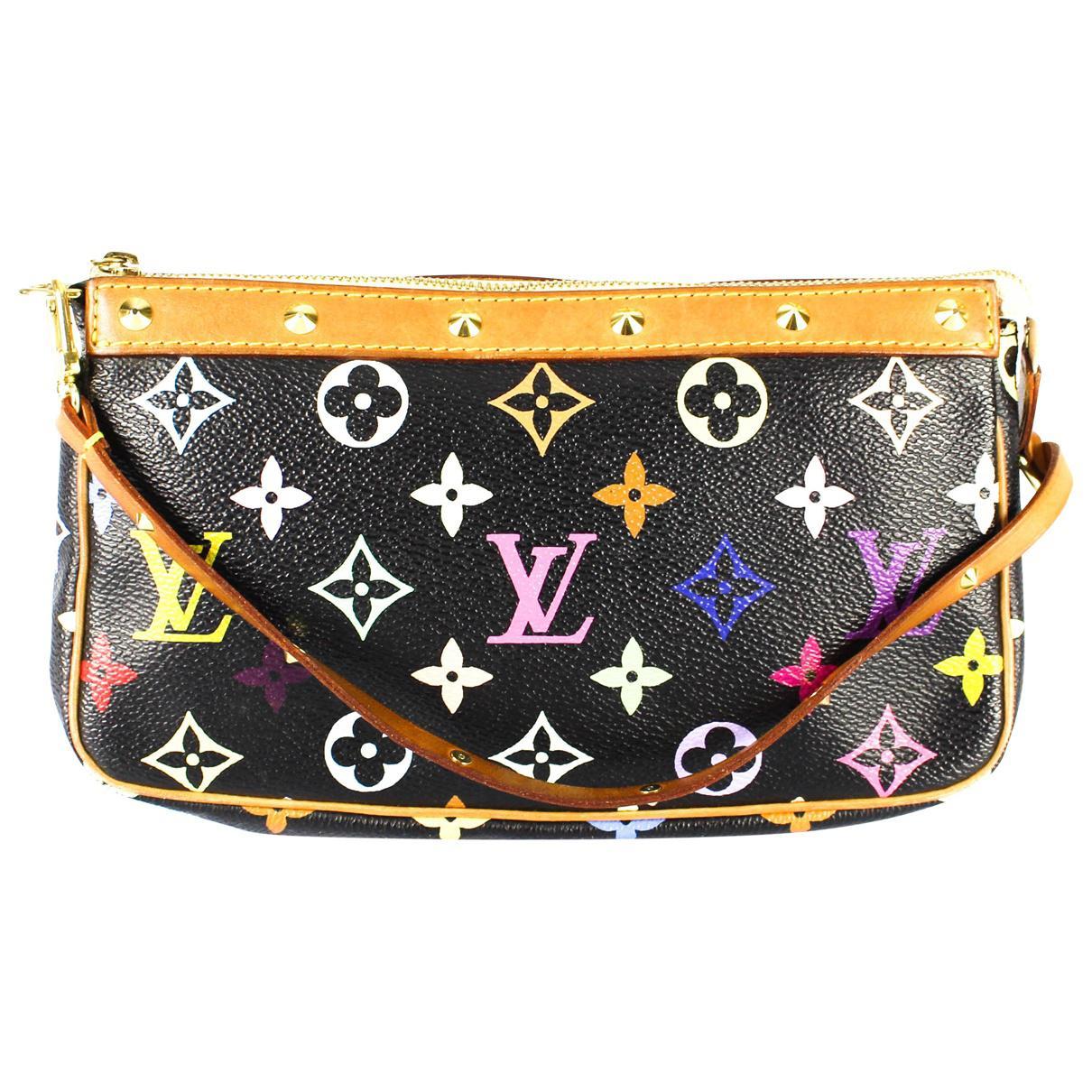 Louis Vuitton Pre-owned - Pochette Accessoire cloth clutch bag Al4dUC