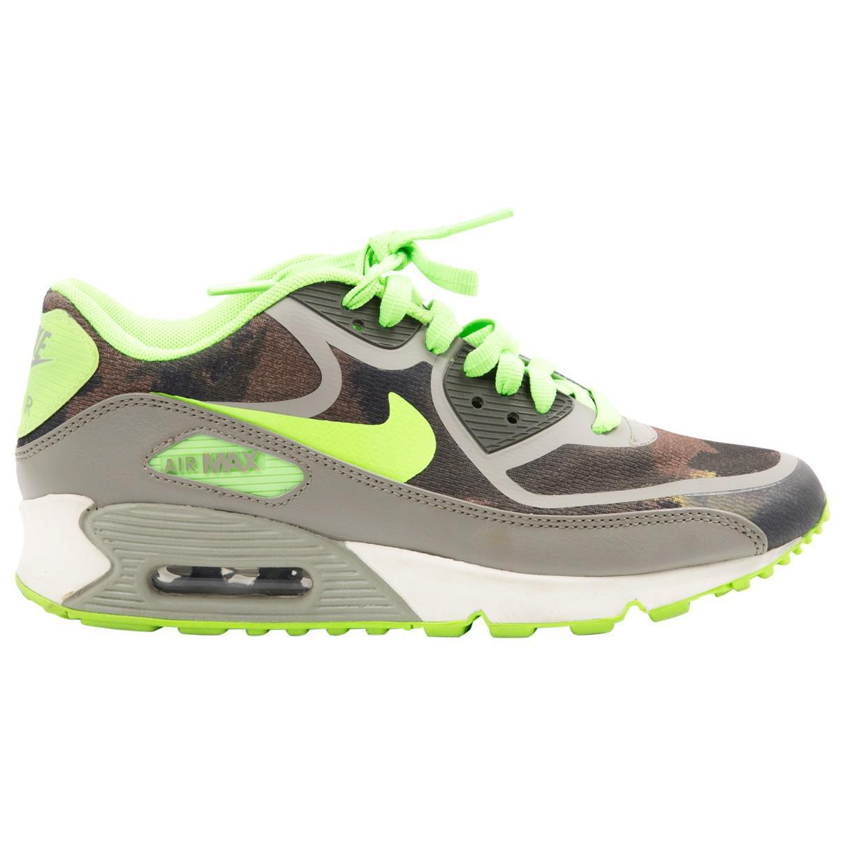Occasion - Formateurs En Tissu Air Max Nike m5cYvHJ