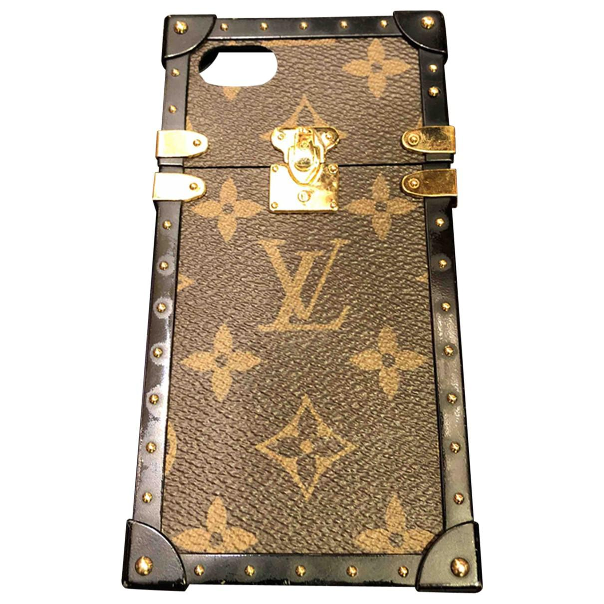 Pre-owned - Iphone case Louis Vuitton N7bM9YSdp