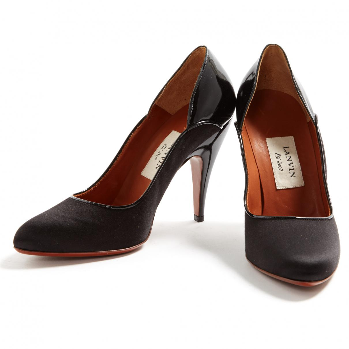 buy online 021ca 923cf lanvin-Black-Pre-owned-Heels.jpeg