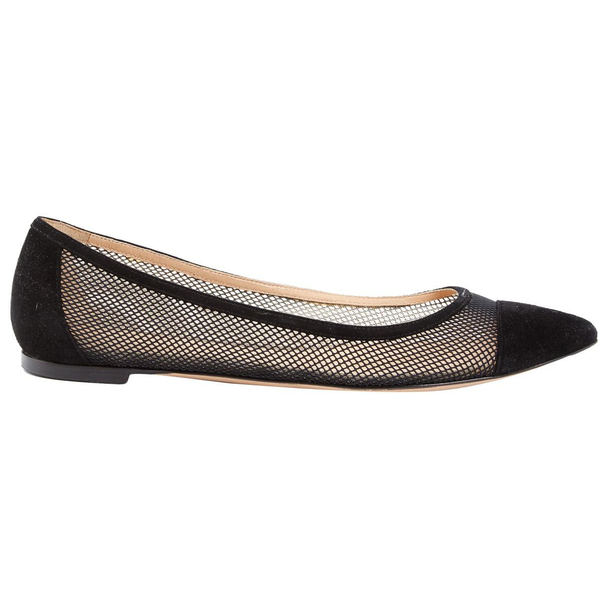 Pre-owned - Leather flats Gianvito Rossi rjOvH122f